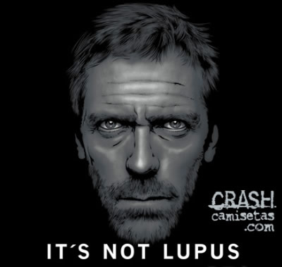 HOUSE NOT LUPUS